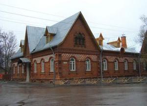 Историко-художественный музей в г. Гусь-Хрустальный