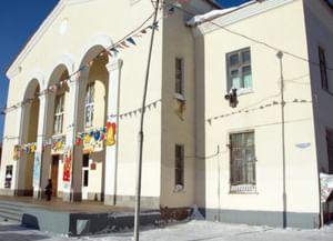 Музей омских железнодорожников