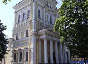 Экспозиция «Подводной археологии», музей истории Кронштадта