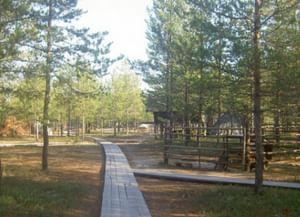Этнографический парк-музей с. Варьеган