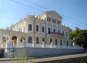 Дом Мешкова