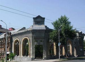 Музей архитектуры и строительства