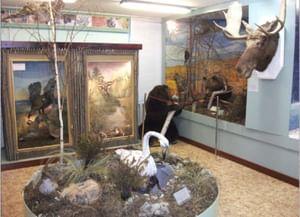 Эвенкийский краеведческий музей