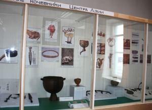 Историко-археологический музей-филиал в селе Кызыл-Мажалык