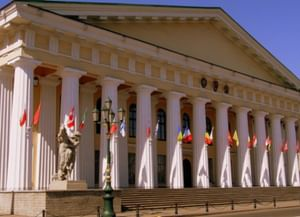 Горный музей Санкт-Петербургского государственного горного института им. Г. В. Плеханова