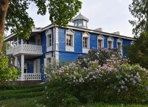 Музей-усадьба С. В. Рахманинова «Ивановка»