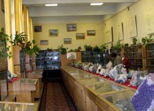 Геолого-минералогический музей им. А. И. Козлова