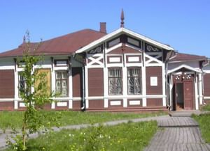 Историко-мемориальный музей М. В. Ломоносова