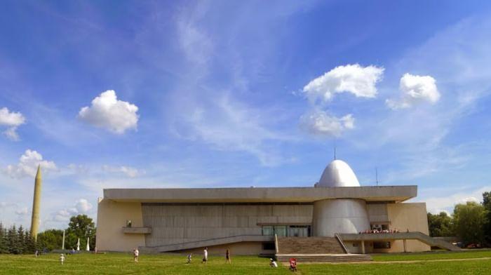 Государственный музей истории космонавтики им.К.Э. Циолковского