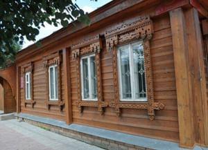 Тарусский музей семьи Цветаевых