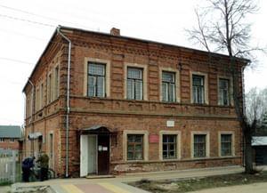 Музейно-краеведческий центр «Дом Позняковых»
