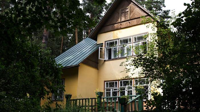 Дом-музей К. И. Чуковского