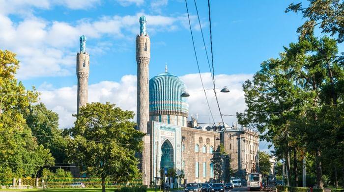 Соборная мечеть (Татарская мечеть) в Санкт-Петербурге