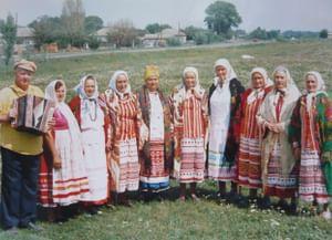 Свадебный обряд русских сел Валуйского района Белгородской области