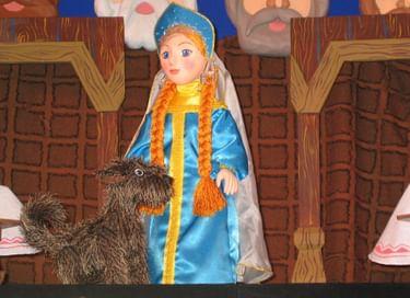 Спектакль «Сказка о мертвой царевне и семи богатырях»
