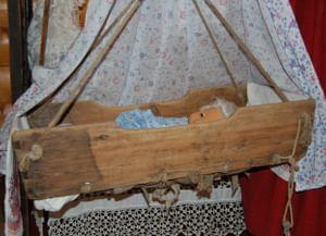 Родильно-крестильные обряды в Судогодском районе Владимирской области