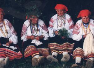 Песенная традиция села Россошь Репьевского района Воронежской области
