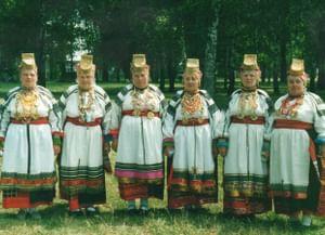 Песенная традиция села Иловка Алексеевского района Белгородской области