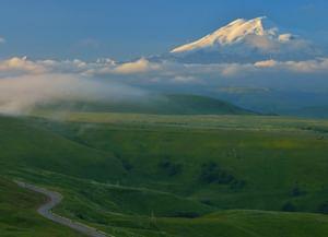 Самые красивые места Северного Кавказа