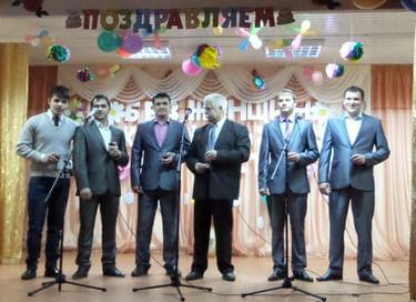 Праздничный концерт «Милая, нежная, славная»