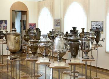 Выставка «Русский самовар. Традиции чаепития»
