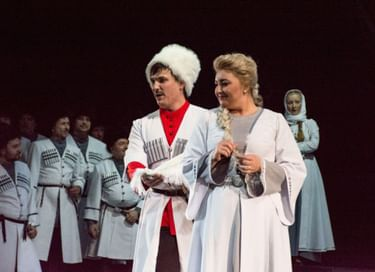 Спектакль «Казаки»