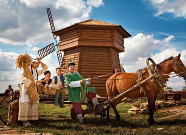Весенний праздник «Навруз»