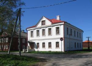 Дом П.В. Калязина Музея-заповедника «Старая Ладога»