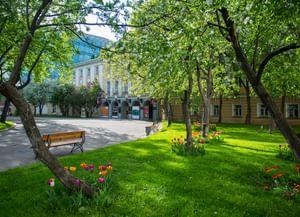 Всероссийский музей декоративного-прикладного и народного искусства
