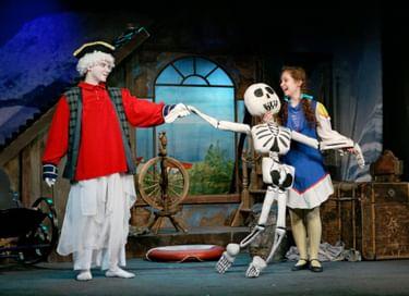Мюзикл «Пират и призраки»