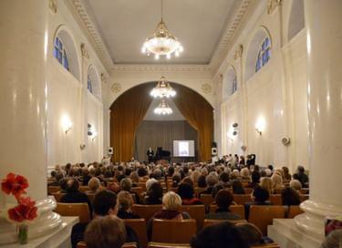 Концерт из цикла «Вокальные классы Петербургской консерватории»