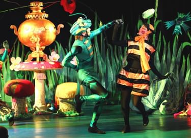Музыкальный спектакль «Муха-Цокотуха и её друзья»