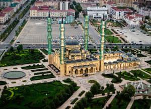 Культурная карта Чечни