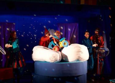 Спектакль «Зима в Простоквашино»