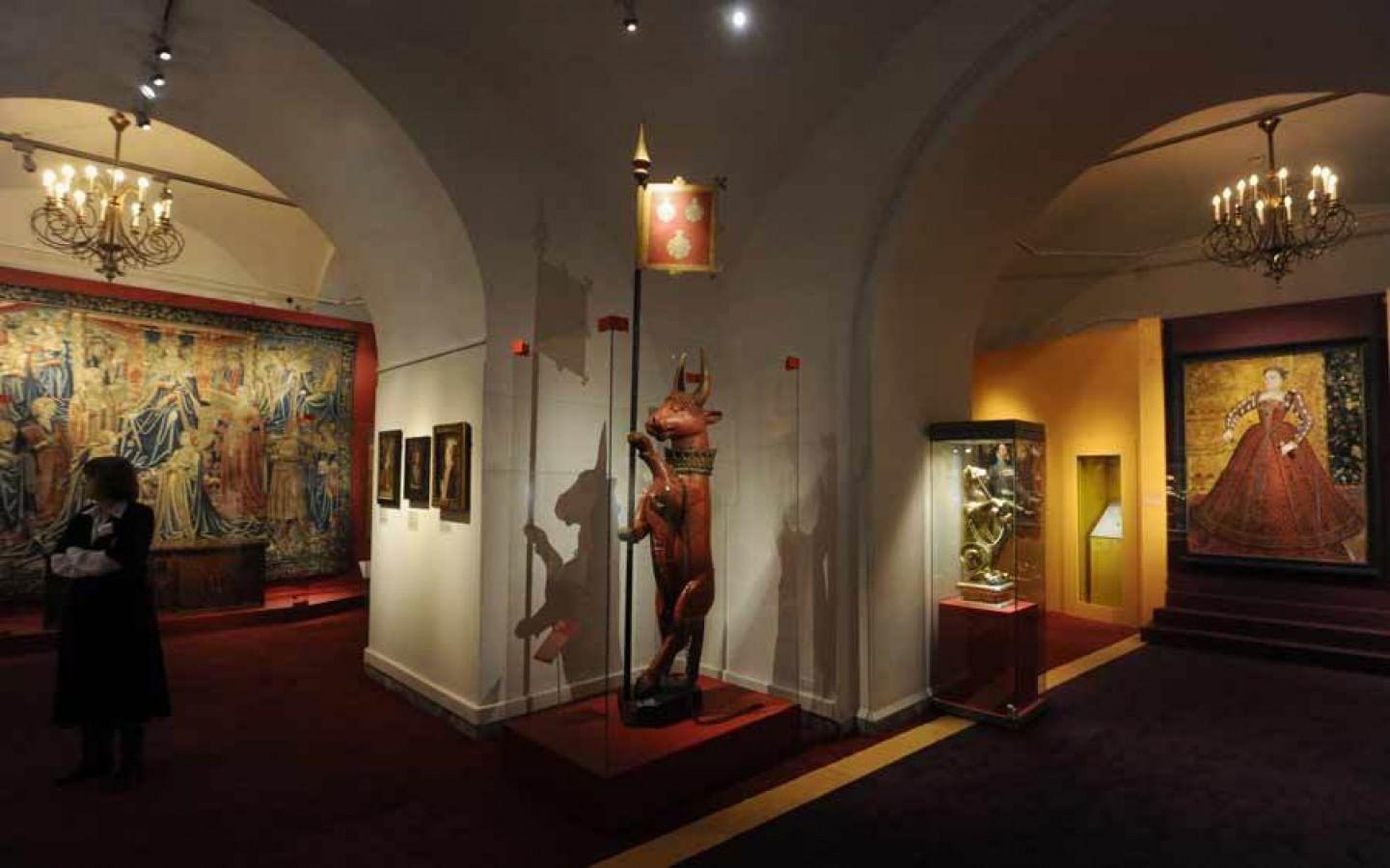 Выставки Музеев Московского Кремля