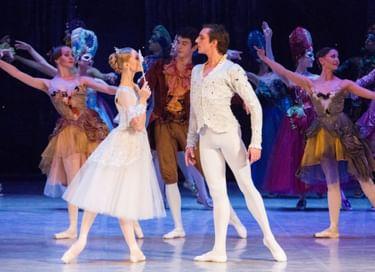 Спектакль «Сказочный мир балета»