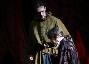 Спектакль «Дон Жуан. Версия»
