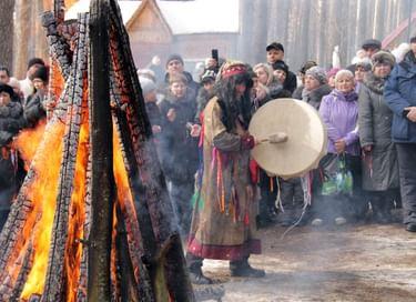 Фольклорный праздник «Чыл-Пажи»