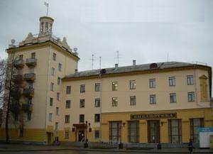 Центральная библиотека им. Д. С. Лихачёва