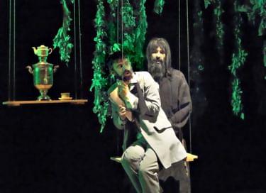 Спектакль «Черный монах»