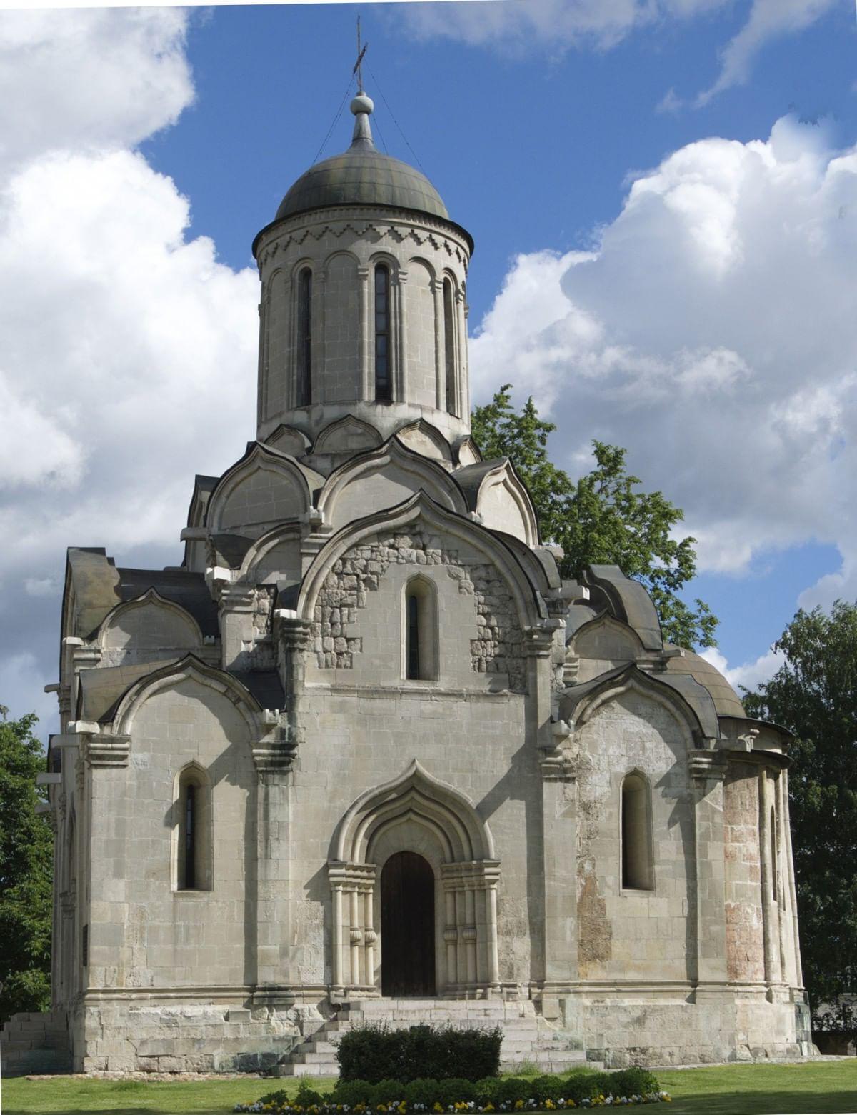Центральный музей древнерусской культуры и искусства имени Андрея Рублева