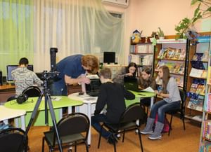 Детская библиотека № 10 г. Тольятти