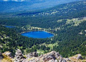 Природные зеркала, отражающие небо. Озера России