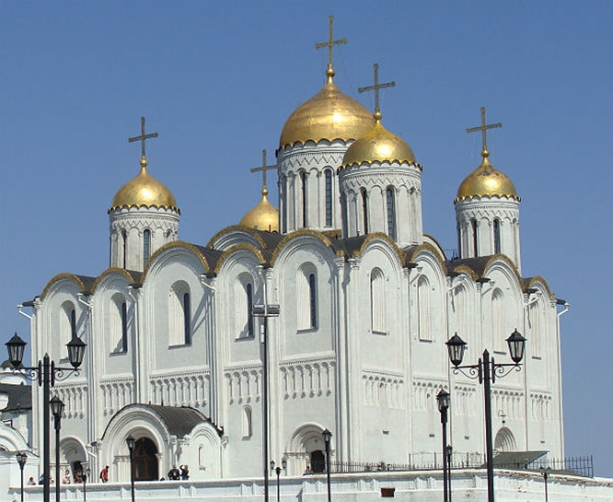 Собор Успения Пресвятой Богородицы (Богородицкий собор; Успенский собор) во Владимире