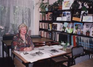 Библиотека-филиал № 20 г. Иванова