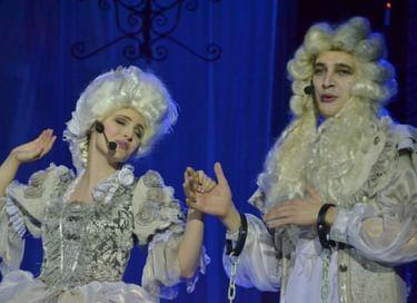 Спектакль «Кентервильское привидение»