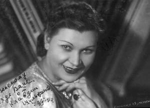 Клавдия Шульженко. Звезда, которая любила киевский торт, французские духи иобходилась без собственной машины