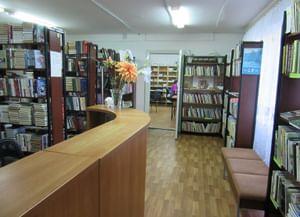 Библиотека-филиал № 21 г. Иванова