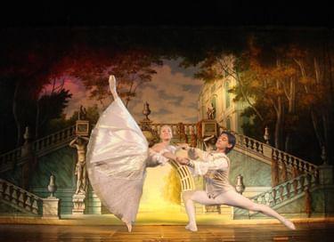 Балет «Принцесса на горошине»