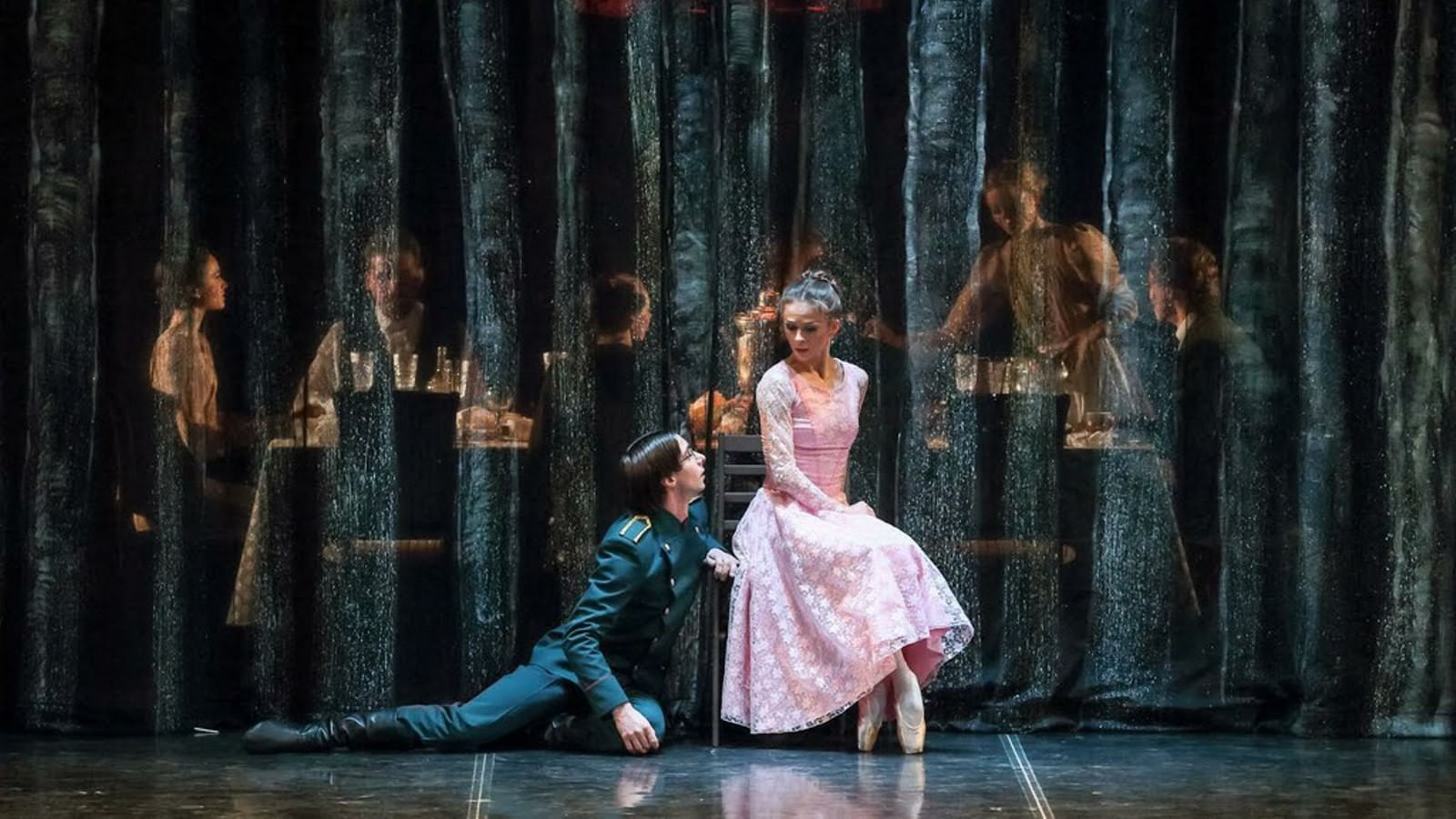 Театр оперы и балета им. П.И. Чайковского. Вечер одноактных балетов «Зимние грезы».